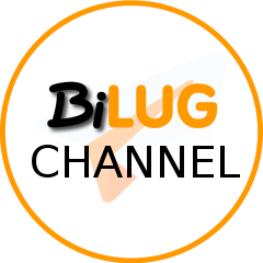 Logo BiLUG CHANNEL